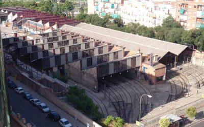 """El TSJ de Madrid falla a favor de los cooperativistas de las """"Cocheras de Cuatro Caminos"""""""